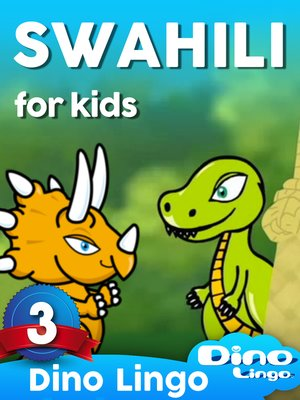 cover image of Swahili for Kids, Lesson 3